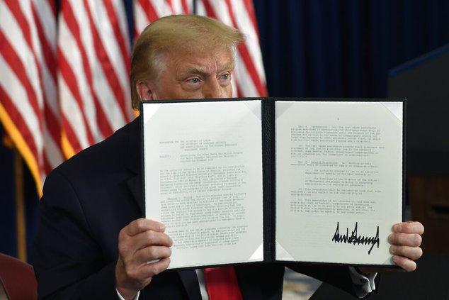 Trump signs executive order