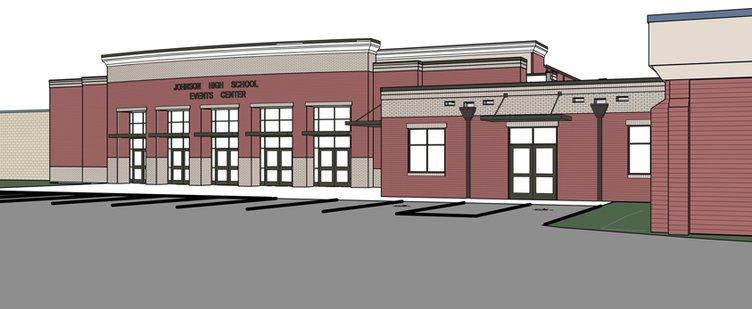 Johnson High School Performing Arts Center rendering.jpg