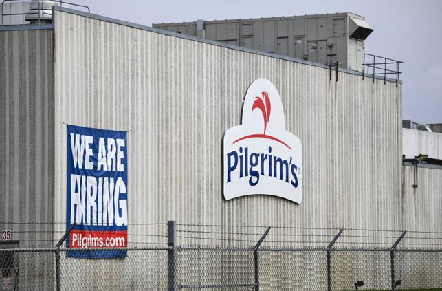 Pilgrim's Pride/Associated Press