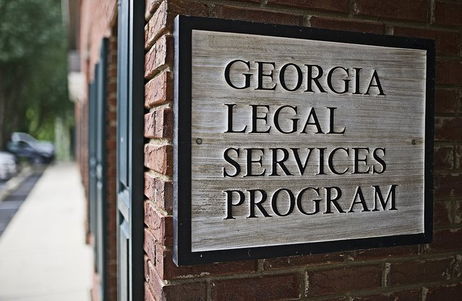 Georgia Legal Services Program