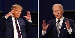 Trump Biden debate 1