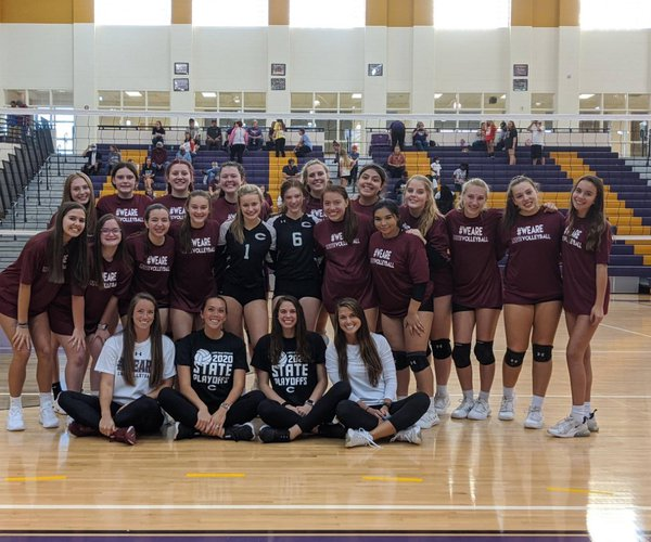 Chestatee Volleyball