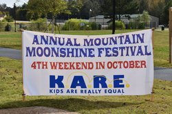 Mountain Moonshine Festival