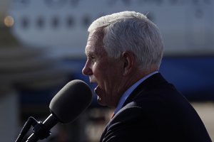 Vice President Mike Pence - AP