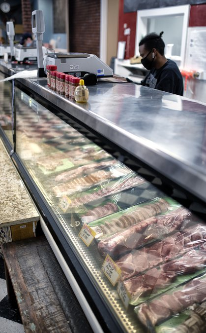 Wilkes Meat Market now open in this South Hall location - Gainesville Times