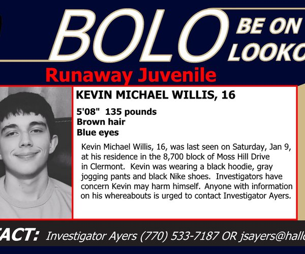 KEVIN MICHAEL WILLIS