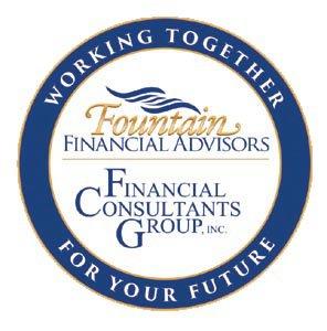 Fountain Food Logo