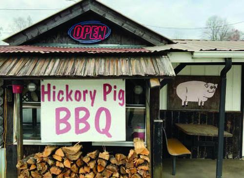 Hickory Pig BBQ
