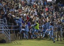 Johnson soccer