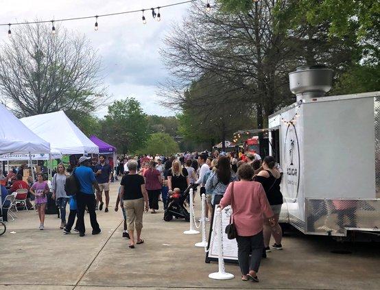 Food Truck Friday 2021