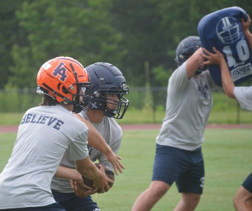 Lakeview Academy football