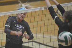 Cherokee Bluff volleyball 2021